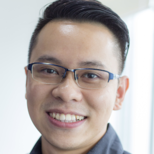 Daniel Foo, Development Manager at Sitecore